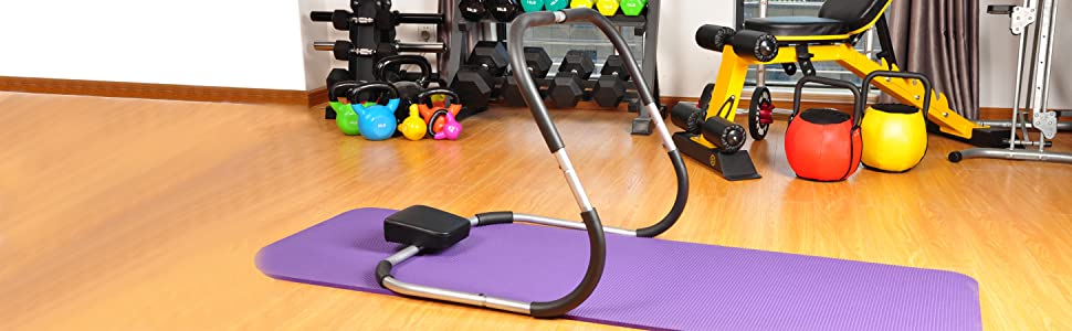 BalanceFrom Ab Mat Trainer