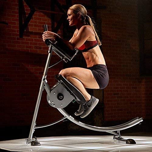MAX Ab Machine Exercise