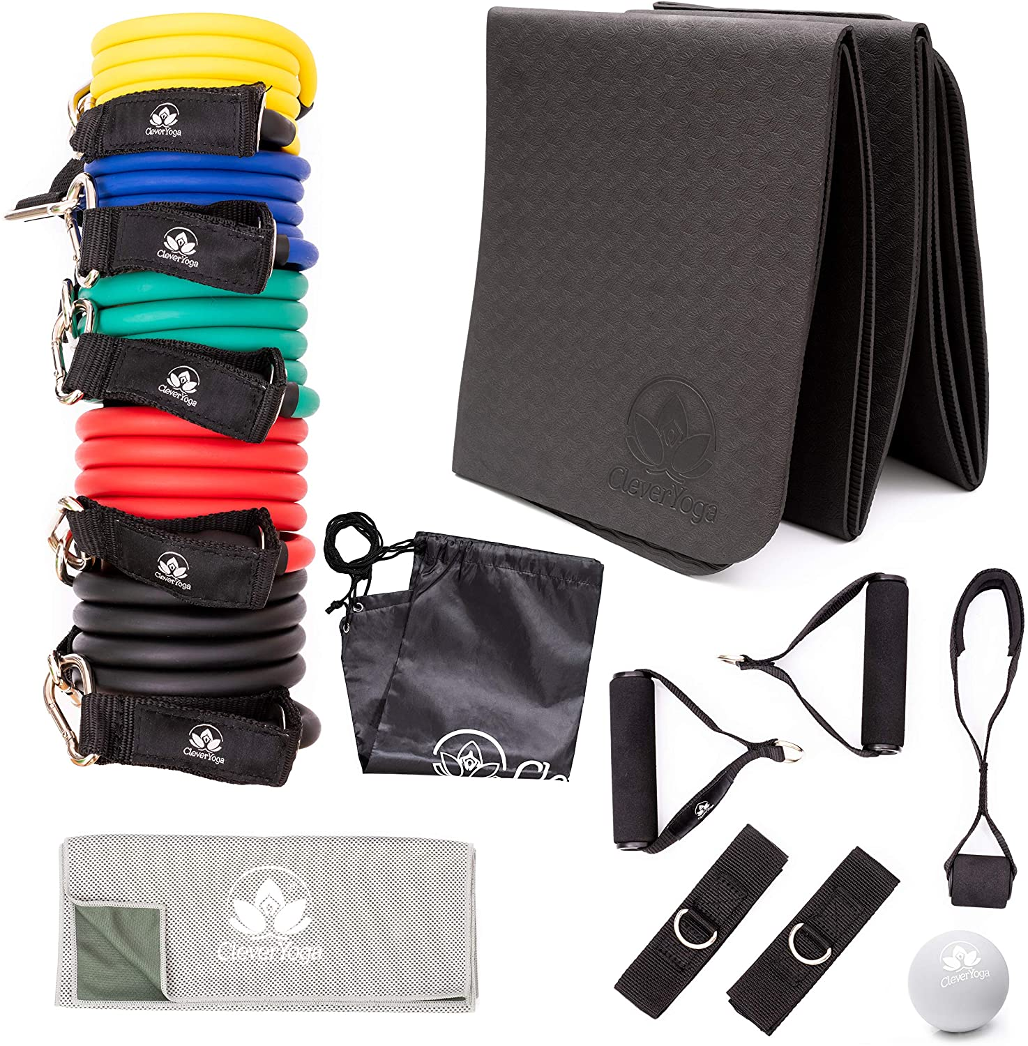 Resistance Bands Home Exercise Equipment