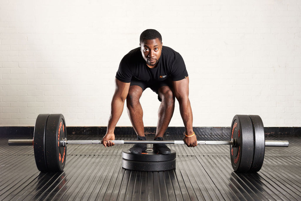 Straight Leg Deadlift Variation For Strengthening Your Hamstrings