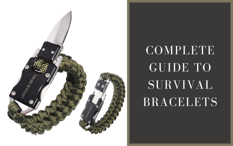 A Complete Guide To Survival Bracelet