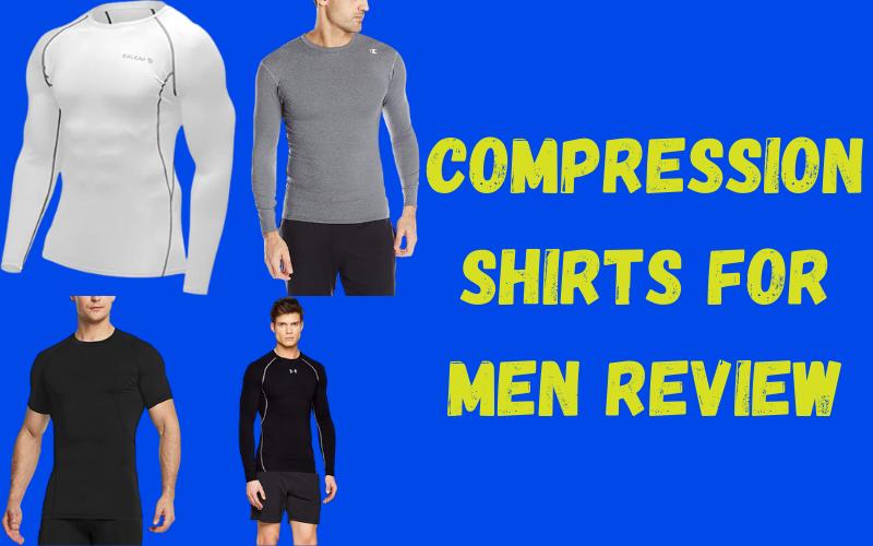 Compression shirts for men [ Trending 2020 ]