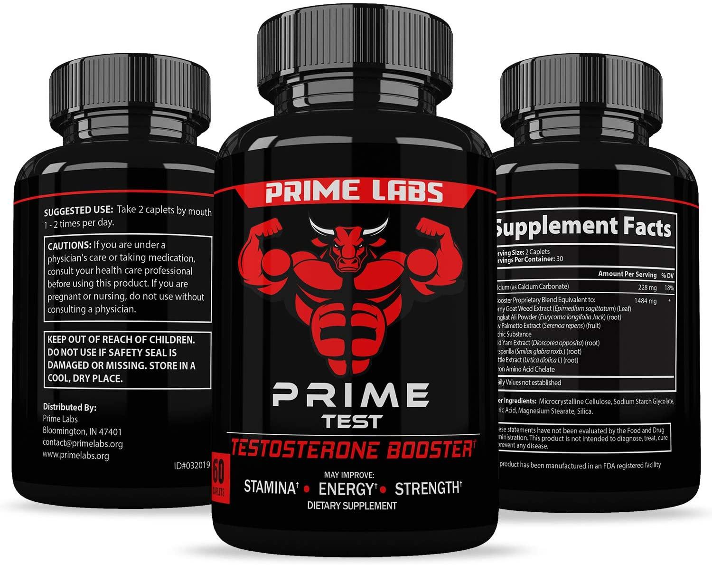 Prime Labs - Men Test Booster