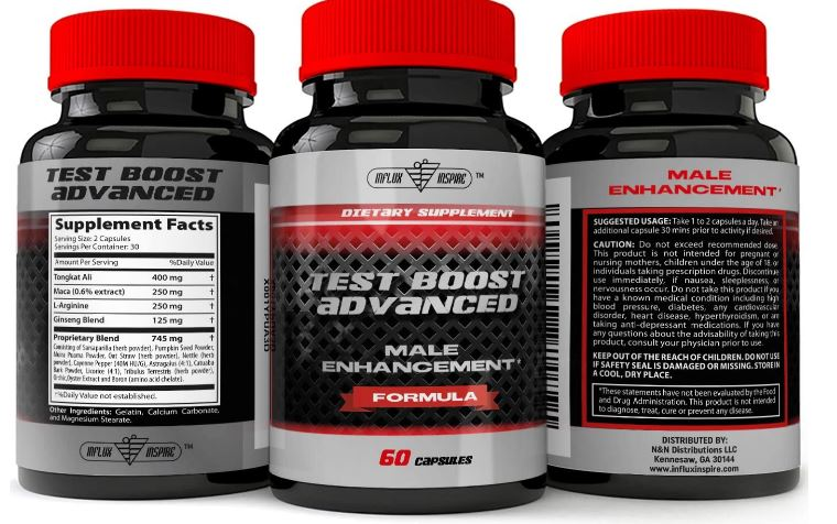 test boost reviews