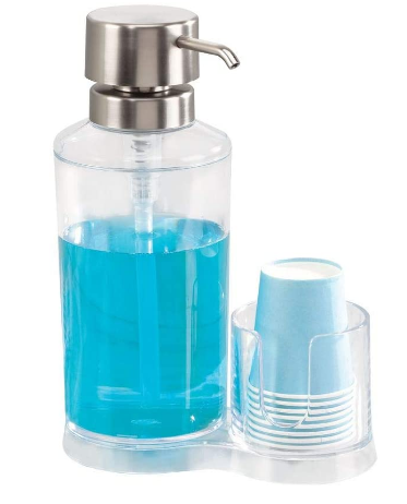 mouthwash dispenser