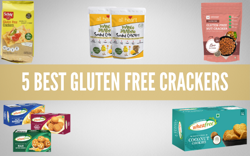 The 5 Best Gluten Free Crackers to Buy in 2021 for the Perfect Crunch
