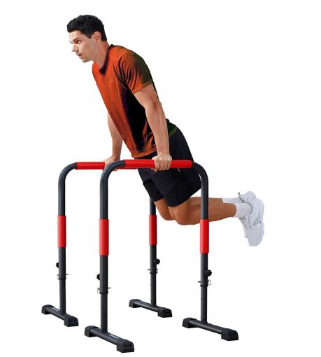 gymnastic bars