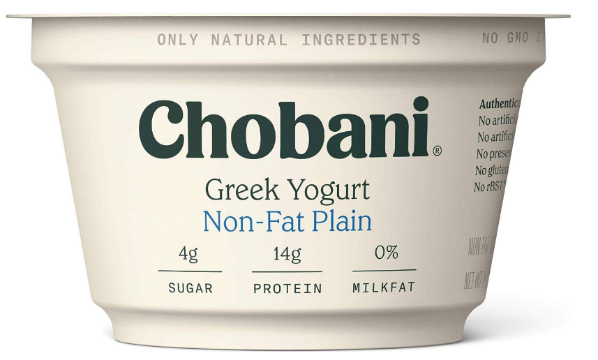 best low sugar yougurt