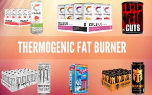 Thermogenic fat burner