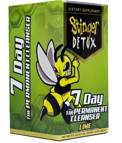 Stinger Detox Drink Reviews