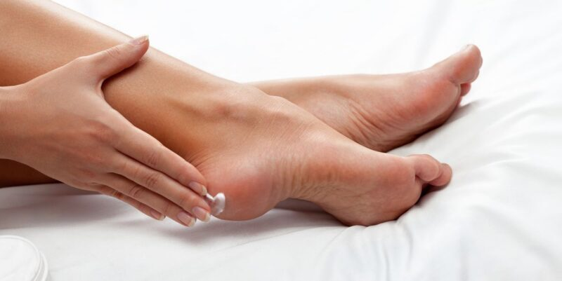 O Keeffe's For Healthy Feet Review