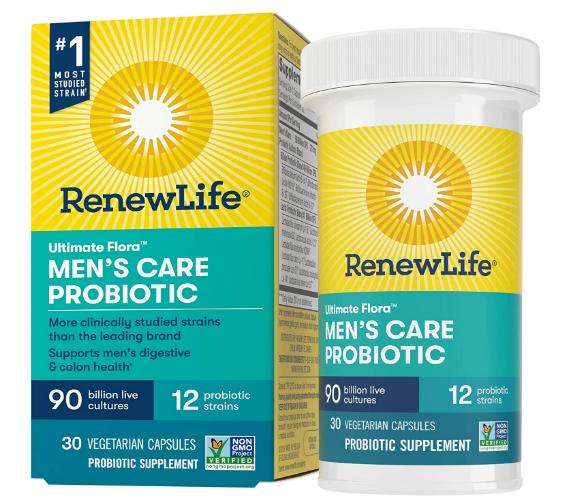 renew life probiotics reviews