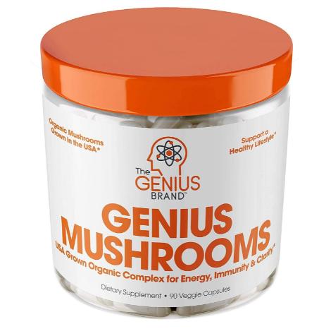 Genius Mushroom reviews.