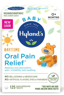 what are teething tablets and how are they useful in oral care