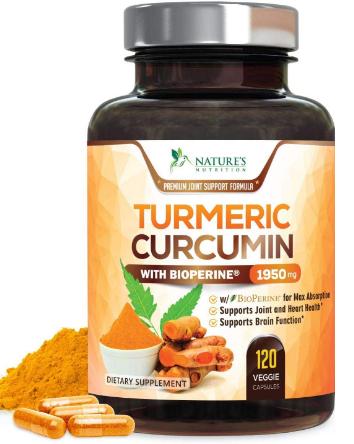 Turmeric Curcumin with BioPerine review