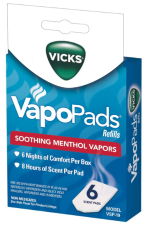 vicks shower tablets review