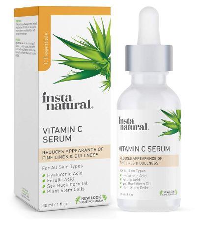 insta natural serum