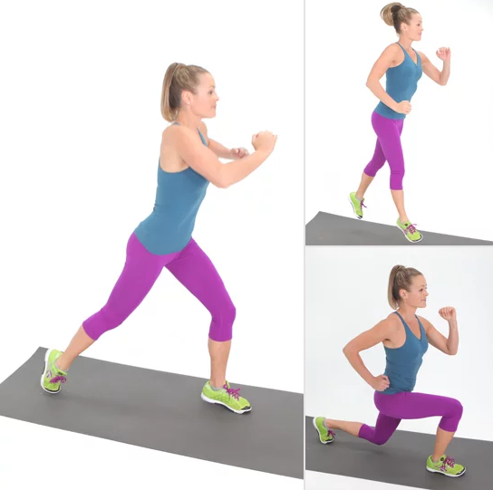 what are quad exercises
