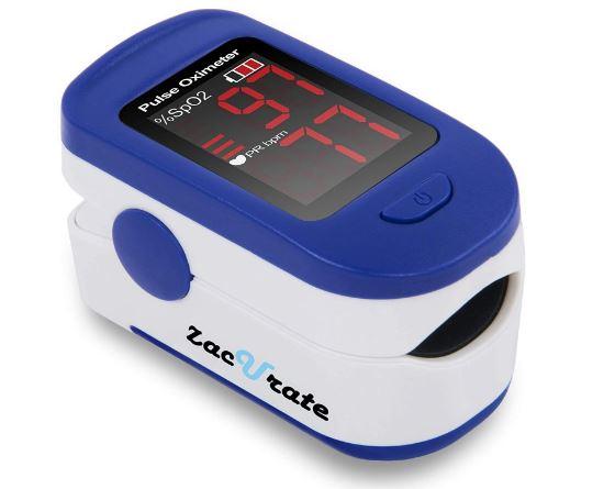 oxygen monitor machine
