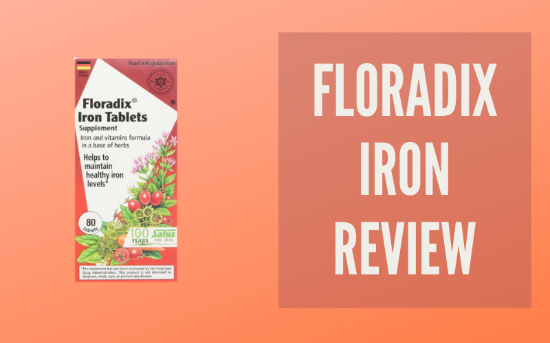 Floradix Iron Review: Eliminating Iron Deficiency Once and For All!