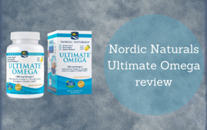 Nordic Naturals Ultimate Omega review
