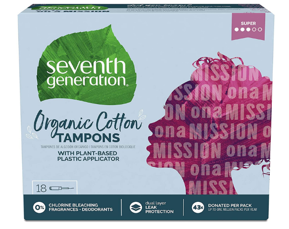 best organic tampons to buy in 2021
