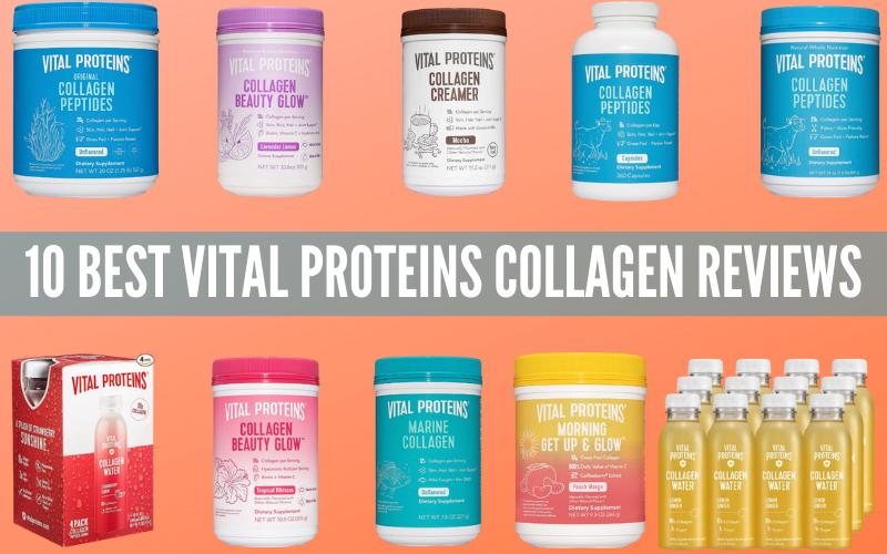 10 Best Vital Proteins Collagen Reviews 2021