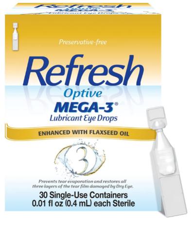 Best refresh optive eye lubricants