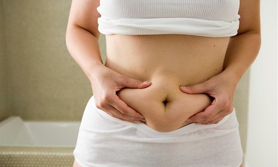 how to lose muffin top?