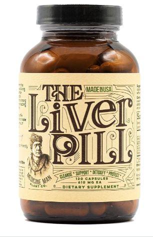 best detox pills for liver