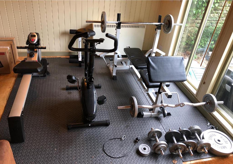 The 7 Best Home Gym Equipment Reviews of 2021