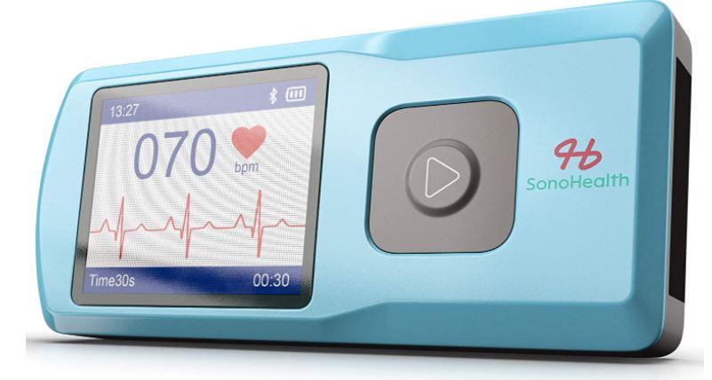 cardiac rate monitor