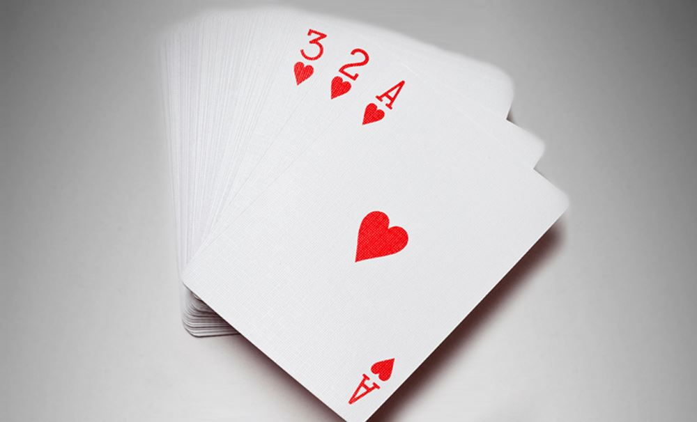 Deck of card workouts