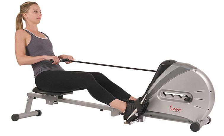 row machine